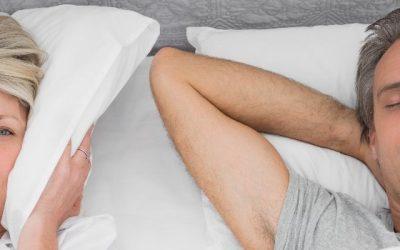 Sleep Apnea & Snoring Partner's Guide